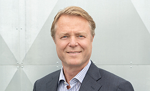 CHIEF EXECUTIVE OFFICER MARINUS VAN DRIEL